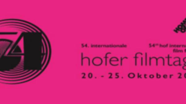 © Internationale Hofer Filmtage