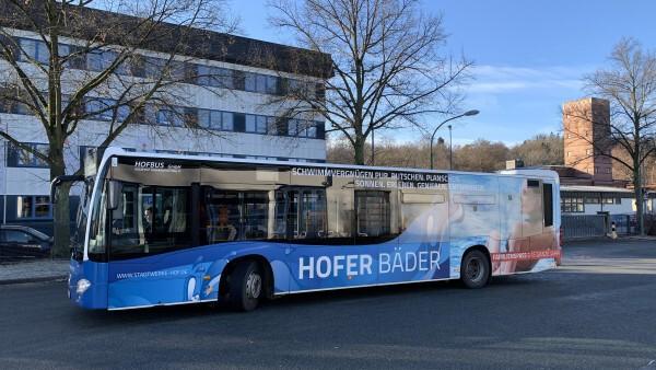 © Stadtwerke Hof/Hof Bus GmbH