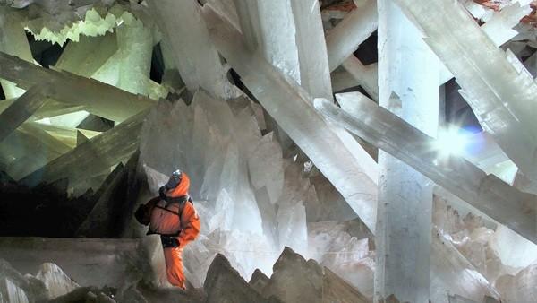 © La Venta Exploring Team Arkive; Prof. Paolo Forti, Bologna