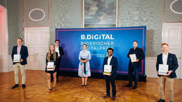 © Bayerisches Staatsministerium für Digitales